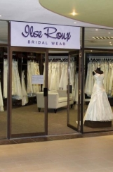 Silver winner: ABIA Bridal Shop of the year 2012